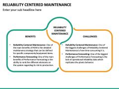 Reliability Centered Maintenance PPT Slide 22
