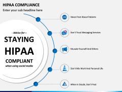 HIPAA Compliance PPT slide 8