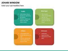 Johari Window PPT Slide 22