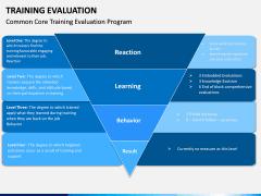Training Evaluation PPT Slide 8
