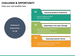 Challenge and Opportunity PPT Slide 14