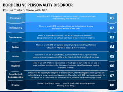 Borderline Personality Disorder (BPD) PPT Slide 10