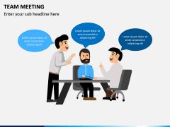 Team Meeting PPT Slide 11