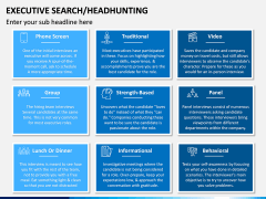 Executive Search (Headhunting) PPT Slide 14