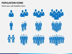 Population Icons PPT Slide 4