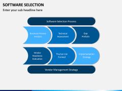 Software Selection PPT Slide 2