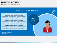 Employee Spotlight PPT Slide 12