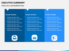 Executive Summary PPT Slide 7