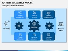 Business Excellence Model PPT slide 6