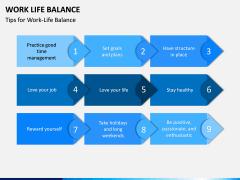 Work Life Balance PPT Slide 15
