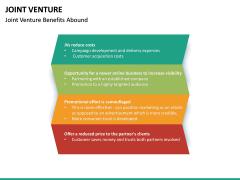 Joint Venture PPT Slide 23