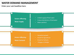 Water Demand Management PPT Slide 19