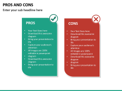Pros and Cons PPT Slide 46
