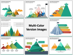 Mountain Infographics PPT MC Combined