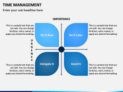Time Management PPT Slide 7