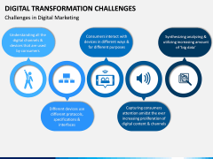 Digital Transformation Challenges PPT Slide 8