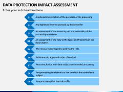 Data Protection Impact Assessment (DPIA) PPT Slide 11