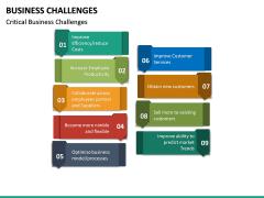 Business Challenges PPT Slide 26