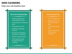 Data Cleansing PPT Slide 20