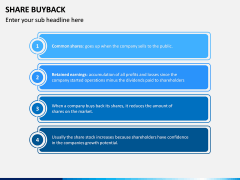 Share Buyback PPT Slide 11