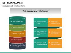 Test Management PPT slide 31
