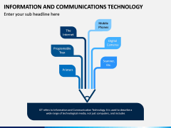 Information & Communications Technology (ICT) PPT Slide 3