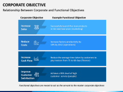 Corporate Objective PPT Slide 13