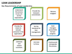 Lean Leadership PPT Slide 25