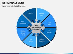 Test Management PPT slide 4