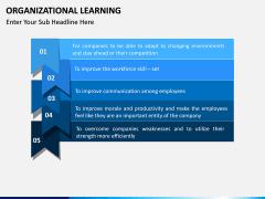 Organizational Learning PPT Slide 8