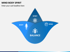 Mind Body Spirit PPT Slide 2