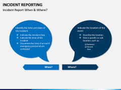 Incident Reporting PPT Slide 3
