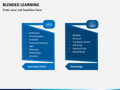 Blended Learning PPT Slide 11