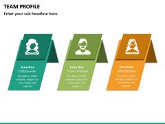 Team Profile PPT Slide 25