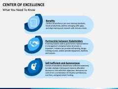 Center of Excellence PPT Slide 7