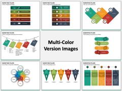 Marketing Pillars PPT Slide MC Combined