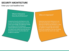 Security Architecture PPT Slide 13