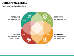 Overlapping Circles PPT Slide 22