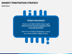 Market Penetration PPT Slide 1