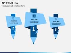 Key Priorities PPT slide 9