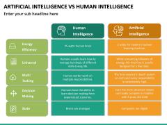 Artificial Vs Human Intelligence PPT Slide 10