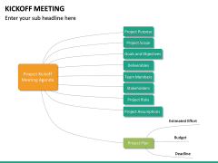 Kickoff Meeting PPT slide 20
