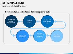 Test Management PPT slide 6