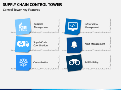 Supply Chain Control Tower PPT Slide 9