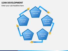 Lean Development PPT Slide 7