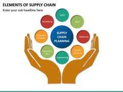 Elements of Supply Chain PPT Slide 25