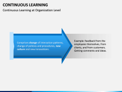 Continuous Learning PPT Slide 7