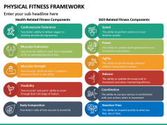 Physical Fitness Framework PPT Slide 18
