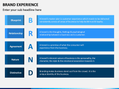 Brand Experience PPT Slide 7
