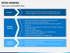Retail Banking PPT slide 12